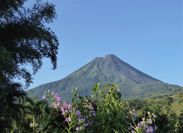 richesses naturelles costariciennes