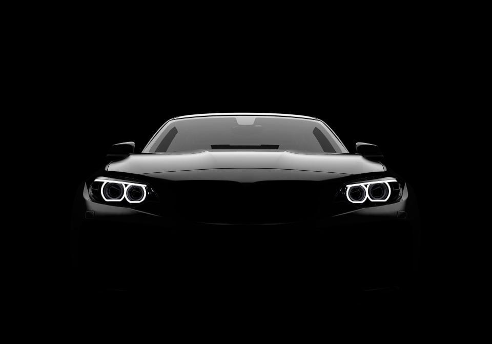 voiture noir