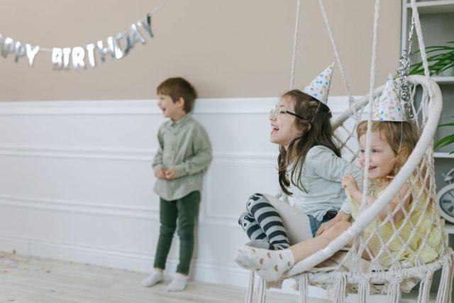 Organisez l'anniversaire d'un bébé de 36 mois