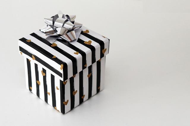 10 idées pour offrir de façon originale vos cadeaux de Noel